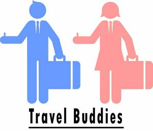 Travel buddies - RyeRose.com